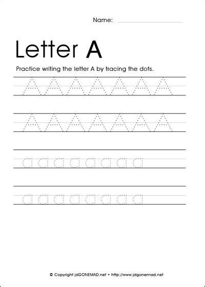 traceable letter  worksheets   worksheets image