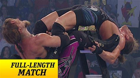 Fulllength Match  Raw  Tlc 4 Youtube