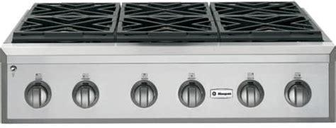 monogram zgunpss   pro style gas rangetop   sealed burners reversible grates