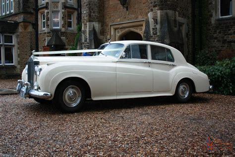 1960 Rollsroyce Silver Cloud Ii