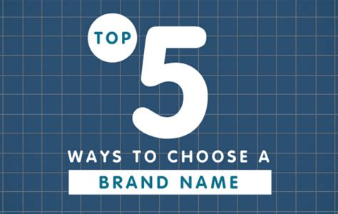 Picking A Brand Name For Your Clothing Company Iamthetrend