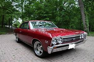 Home Sweet Home For The  U0026 39 67 Chevelle