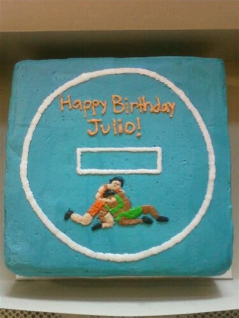 high school wrestling birthday cake cakecentralcom