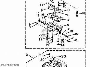 Carb Manual For Yamaha It175