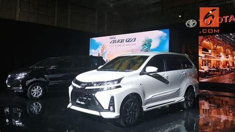 Gambar Mobil Toyota Avanza Veloz 2019 by Detail Fitur Terbaru Toyota Avanza Dan Veloz 2019
