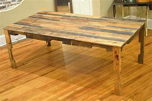 The shipping pallet dining table little paths so startled for Pallet dining table