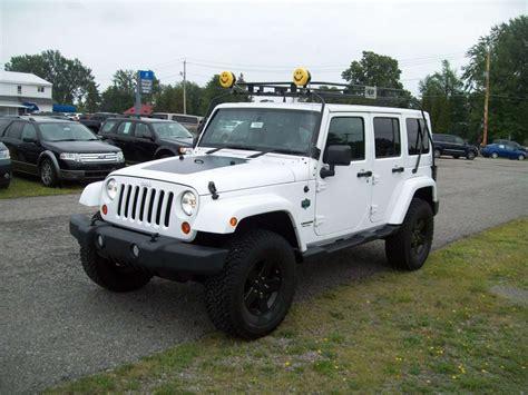 white and black jeep wrangler white jeep wrangler unlimited black rims www imgkid com