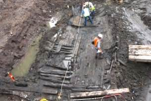 mystery island kitchen mystery of 1700s boat found at world trade center site