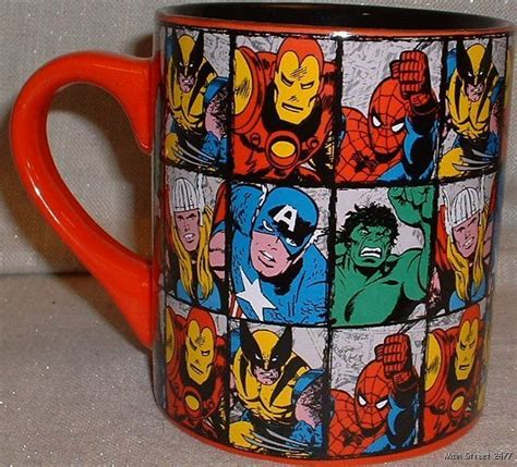 Our diverse selection has something for everyone. The New Superhero Team-Up: Marvel and Starbucks   Forces of Geek
