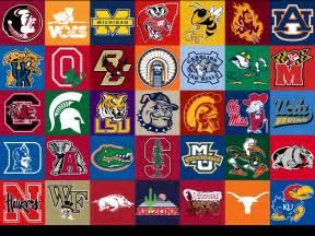NCAA Baseball Team Logos