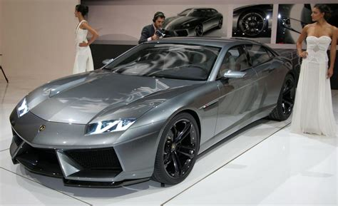 lamborghini sedan car and driver