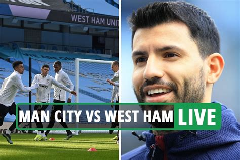 Man City vs West Ham LIVE: Stream FREE, TV channel as ...