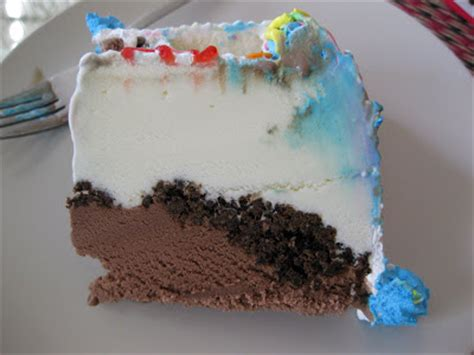 carvel ice cream cake slice