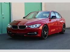 New Dinan Performance Springs for the F30 3 Series