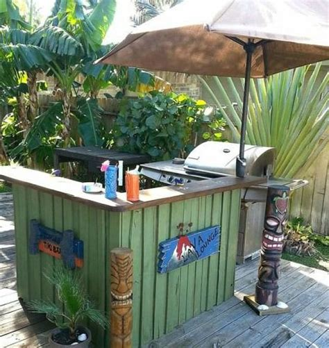 beach tiki bar ideas   home backyard diy