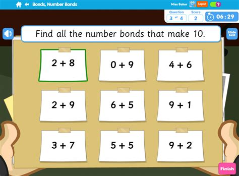 top picks of ks1 maths games educationcity