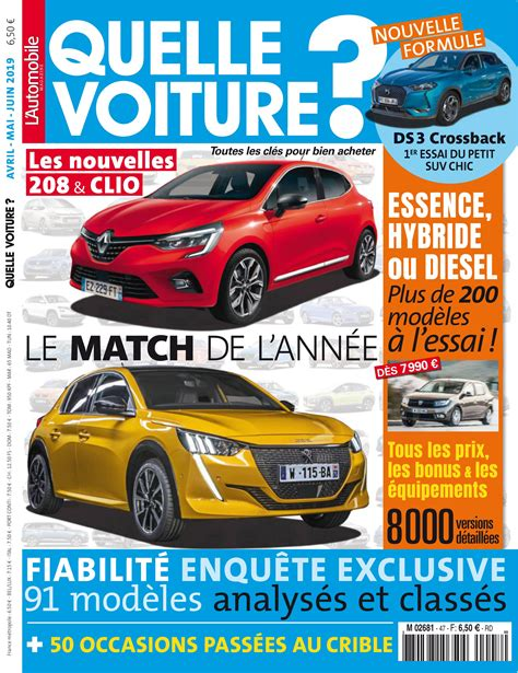 l automobile magazine l automobile magazine quelle voiture n 176 47 avril juin 2019 187 annuaire ebook telecharger