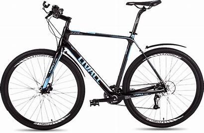 Livall Bicycle Carbon Bike Mustang Fiber Smart
