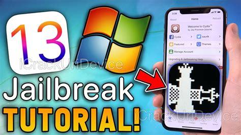 NEW Windows Jailbreak iOS 13.6.1! Checkra1n Jailbreak iOS ...