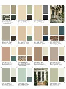 Exterior paint schemes for victorian homes for Exterior home color palettes