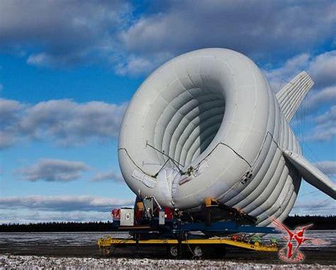 HAWE Инновационная воздушная платформа собирает энергию.