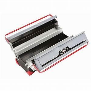 Caisse A Outils Metal : gereedschapskist leeg 5 vakken gemakkelijk en snel bestellen manutan ~ Dode.kayakingforconservation.com Idées de Décoration
