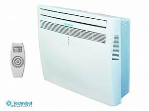 Climatisation Sans Unité Extérieure : climatisation monobloc r ve 247c technibel ~ Premium-room.com Idées de Décoration