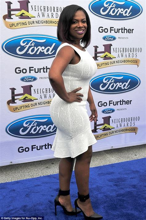 kandi burruss shows   ford neighborhood awards