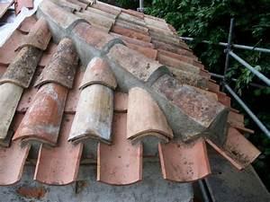 Tuile Tige De Botte : couverture en tuiles et pose de briques et tuiles ~ Premium-room.com Idées de Décoration