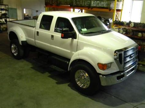 Custom Ford F650 by Purchase Used 2006 Ford F650 Custom F 650 In Valley