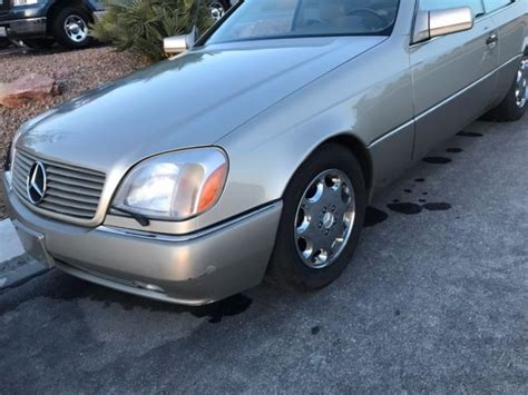 Shop millions of cars from over 21,000 dealers and find the perfect car. wdbga76e0sa267285 - 1995 Mercedes Benz S600 V12 Sports ...