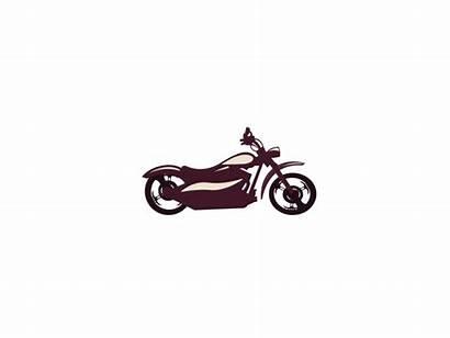 Bike Motor Animation Jelly Motorbike Enfield Royal