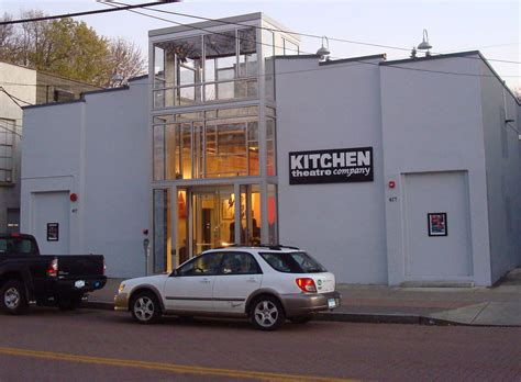 Kitchen Theatre Company  Jason K Demarest, Architect