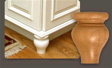 decorative wood cabinet feet cabinet feet toe kick valances walzcraft