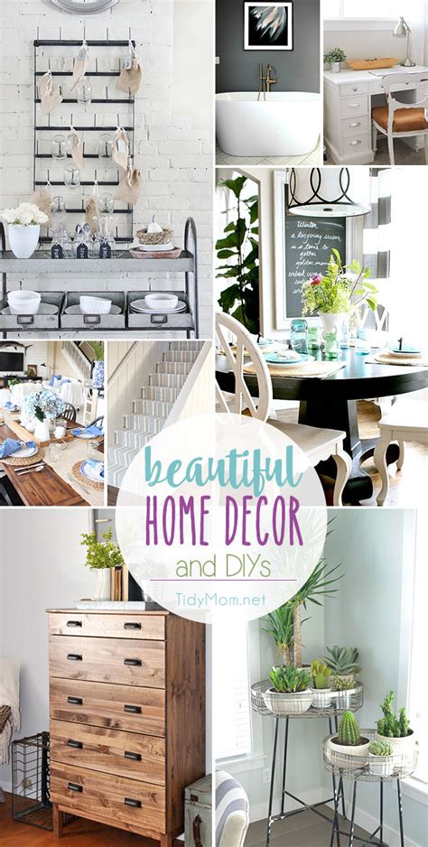 Beautiful Home Decor  Make Your Dreams A Reality Tidymom