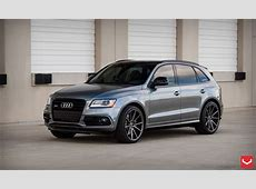 Audi SQ5 vossen wheels tuning suv cars wallpaper