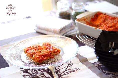 cuisine brousse cannellonis à la brousse blogs de cuisine