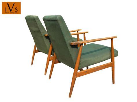 Poltrone Anni '50 Stile Scandinavo