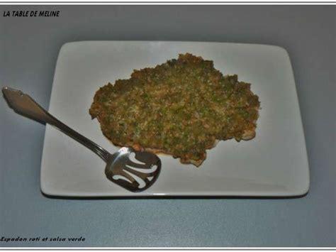 cuisiner l espadon recettes d 39 espadon 3