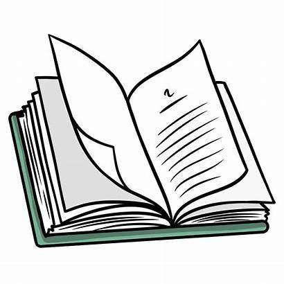 Clipart Transparent Textbook Clip Books Open Relatable