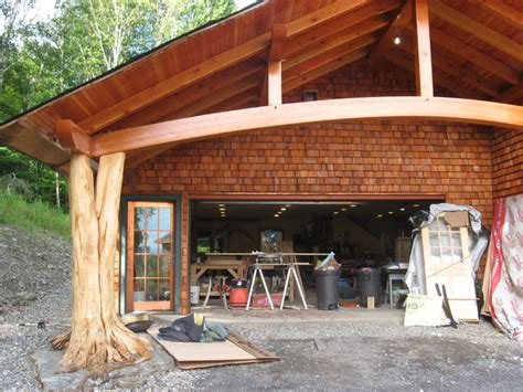 timber frame carports middlesex timber frame carport eclectic shed