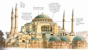 History Of Hagia Sophia Museum   Istanbul Tour Guide