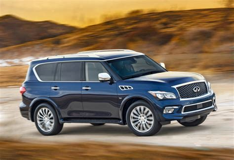 Infiniti Qx80 Picture by Infiniti Updates Qx80 For 2017 Model Year Priced From
