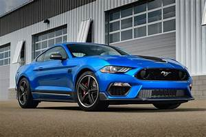 Ford Officially Reveals the 2021 Mustang Mach 1, With Shelby GT350 and GT500 Parts - The Fast ...