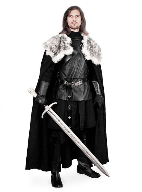 game  thrones jon snow costume maskworldcom
