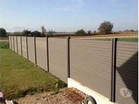 privacy fencing ideas cheap privacy fence ideas - YouTube