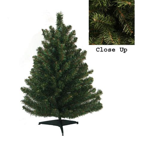 darice 18 in natural two tone pine artificial christmas
