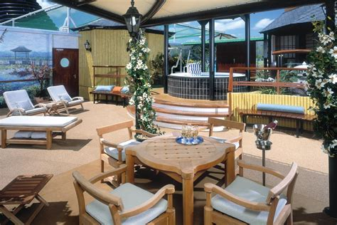 Ncl 3 Bedroom Garden Villa by Cruise Ship Details United Cruises