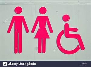 Messieurs Dames Mots Croisés : toilettes pour dames et messieurs signe pour personnes handicap es banque d 39 images photo stock ~ Medecine-chirurgie-esthetiques.com Avis de Voitures