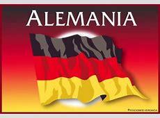 Bandera de Alemania Banderas, tarjetas